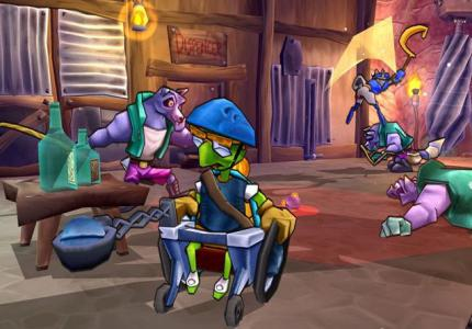 Sly 3: Honor Among Thieves: Neue Infos & Gameplay-Videos