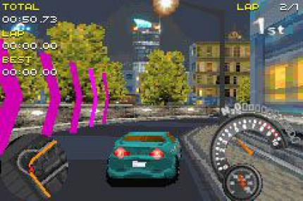 Street Racing Syndicate: GBA-Version im Anflug