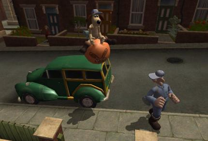 Wallace & Gromit: Infos, erstes Videos & neue Screenshots