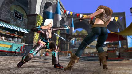 Dead Or Alive 4: Online-Features enthüllt
