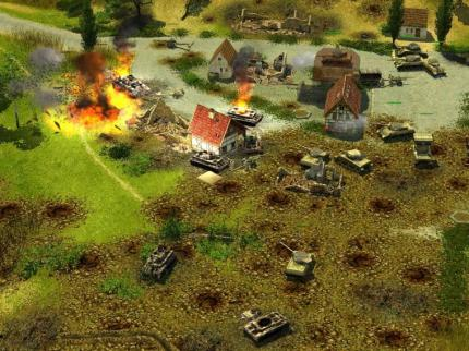 Blitzkrieg 2: Multiplayer-Demo erschienen
