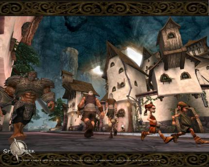 The Chronicles of Spellborn: MMORPG aus Holland
