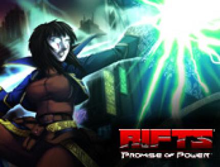 Rifts: Promise of Power: Eure Fragen an die N-Gage Entwickler