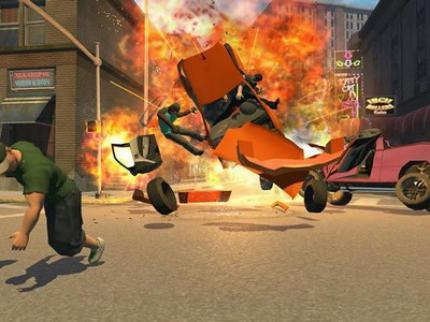 Saints Row: Neue Multiplayer Map zum Download