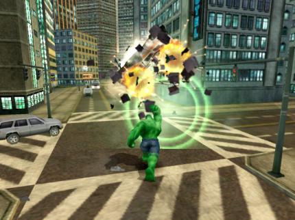 The Incredible Hulk: Ultimate Destruction - Gammastrahl sei Dank! - Leser-Test von Goreminister