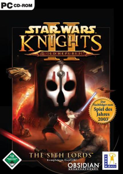 Knights of the Old Republic 2: Video Patch zum Download