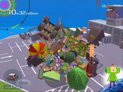 Me and Katamari: Infos & PSP-Screenshots