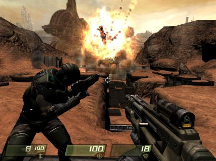 Quake 4: Exklusives Video- und Bildmaterial!