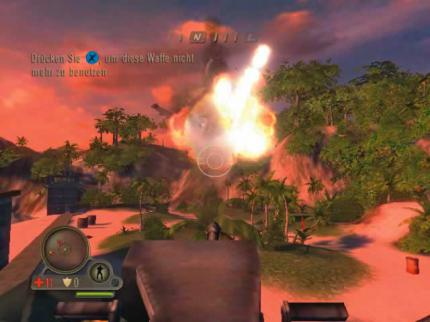 Far Cry Instincts: Bacardi Feeling contra knallharte Action - Leser-Test von Goreminister