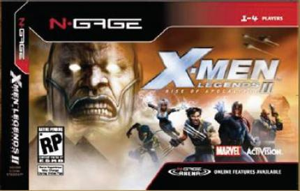 X-Men Legends 2: Chat mit den N-Gage-Entwicklern