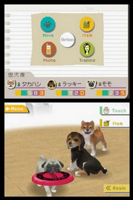 Nintendogs - Dachshund & Friends