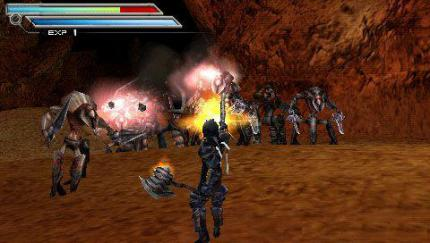 Bounty Hounds: Explosiver PSP-Trailer