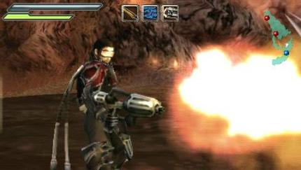 Bounty Hounds: Drei neue PSP-Screenshots