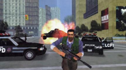 GTA Liberty City Stories: Multiplayervideo & Songliste