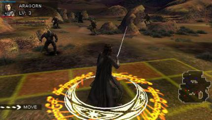 Lord of the Rings Tactics: Neues Video erschienen