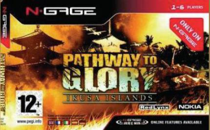 Pathway to Glory: Ikusa Islands: N-Gage Website online