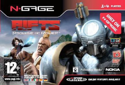 Rifts: Promise of Power: N-Gage Demo zum Download