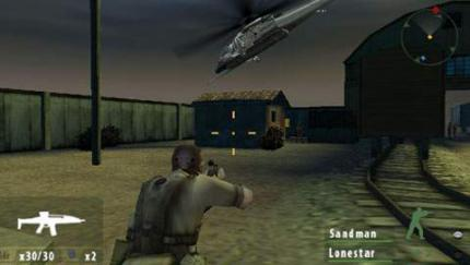 SOCOM: U.S. Navy SEALs: Screenshots & Infos zur PSP Version