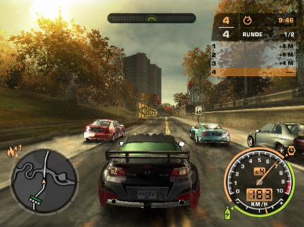 Need for Speed: Most Wanted - Mit vollgas durch die Stadt - Leser-Test von Peed