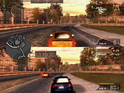 Need for Speed: Most Wanted im Gamezone-Test