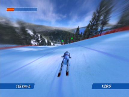 Ski Racing 2006 featuring Hermann Maier