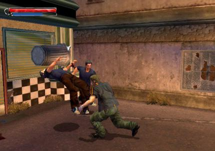 Final Fight Streetwise: Neuer Trailer vom Prügelspiel