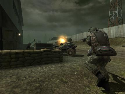 Battlefield 2: Informationen zum Patch 1.2