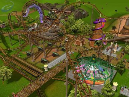 Rollercoaster Tycoon 3 - Soaked!: Patch erschienen