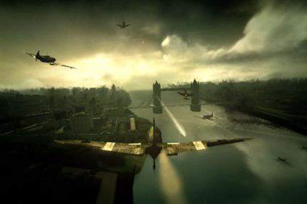 Blazing Angels: Squadron of WWII: Neue Screenshots und offizielle Website