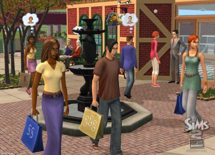 Die Sims 2: Open for Business: Neuer Trailer zum Download