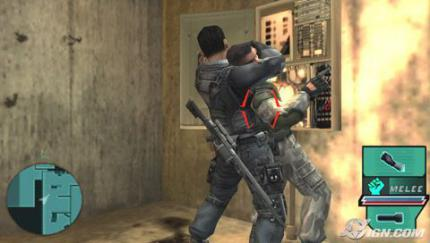 Syphon Filter: Dark Mirror: Neue Bilder zur PSP-Agenten-Action