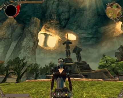 The Chronicles of Spellborn: Neue Screenshots aus dem MMORPG