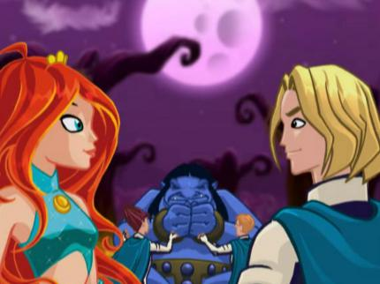 Winx Club: Mission Enchantix: DS-Versoftung von Konami