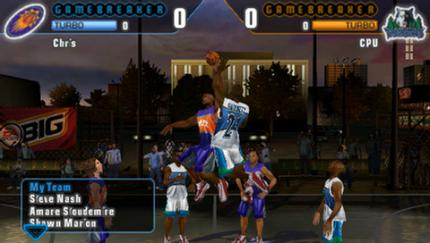 "NBA Street Showdown: ""The streets are yours"" - Leser-Test von koerbschn"