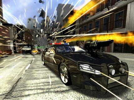 Full Auto 2: Battlelines: Neue PS3 Screenshots
