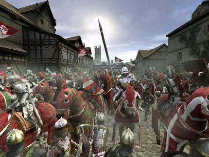 Medieval 2: Total War: Neue Screenshots erschienen