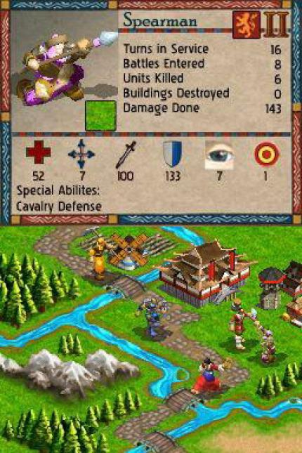 Age of Empires: Age of Kings: Neues Video zur Handheld-Strategie