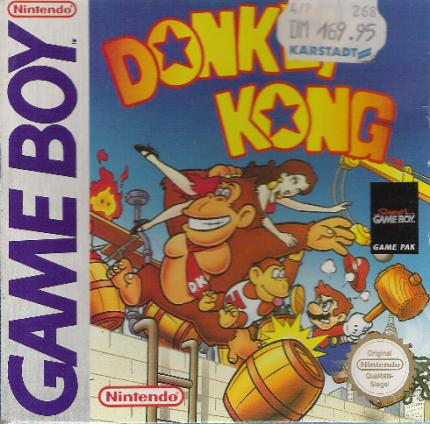 Donkey Kong: The Curse of Donkey Kong - Leser-Test von just4ikarus