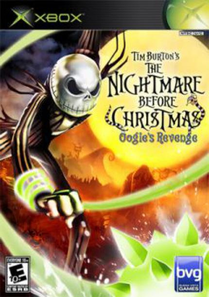 Tim Burton's The Nightmare Before Christmas: Oogies Rache - Verschenktes Potential - Leser-Test von wwe_fan