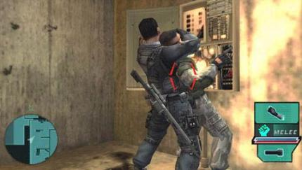 Syphon Filter: Dark Mirror: Neues PSP-Video von Gabe Logan
