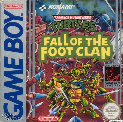 Teenage Mutant Hero Turtles: Fall of the Foot Clan - Turtle Power? - Leser-Test von DaLexus