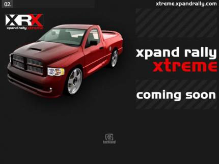 Xpand Rally Xtreme: Offizielle Homepage online