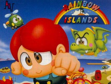 Rainbow Island Revolution: Taito arbeitet an PSP-Version