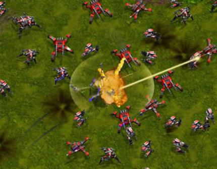 Supreme Commander: Neue Screenshots erschienen