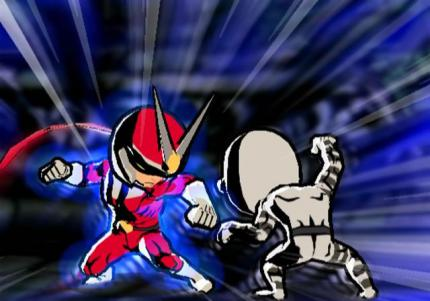 Viewtiful Joe: Red Hot Rumble: Neues Video der PSP-Version