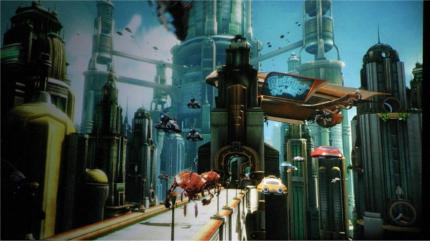 Ratchet & Clank: Erste Screenshots zur PS3-Version
