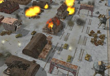 Sudden Strike 3: Neue Screenshots