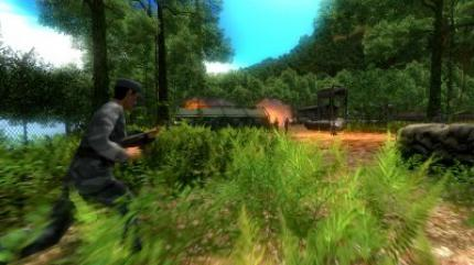 Just Cause: Vorzüge der Xbox 360 Version