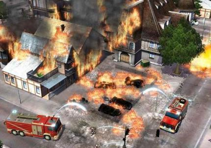 Fire Department 3: Demo steht zum Download bereit
