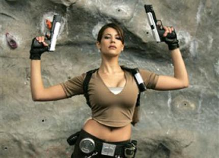 Tomb Raider: Heute Fototermin in Hamburg